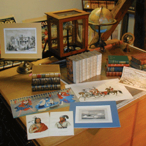 Canaday's Book Barn: Specializing in Old and Rare Books, Maps and Prints