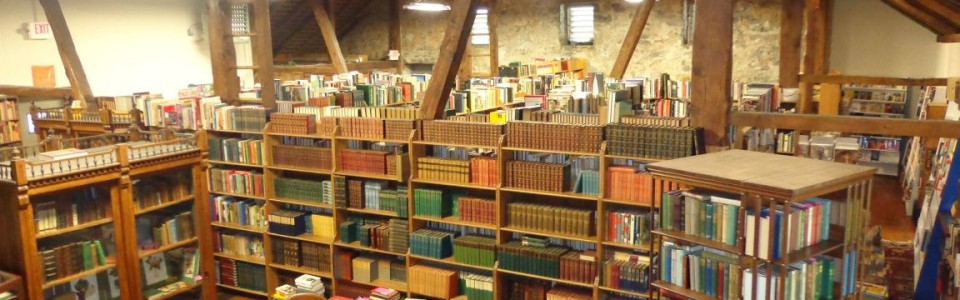 Canaday's Book Barn: Specializing in Old and Rare Books